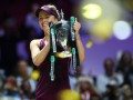 Как Свитолина выиграла Итоговый турнир: роскошный ролик о триумфе украинки в Сингапуре