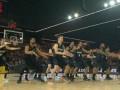 Новая Зеландия перед матчем с США исполнила хаку