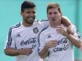Агуэро: Сказал Месси, что Манчестер – идеальное место для игры в футбол