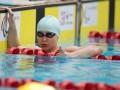 Украинки взяли золото и серебро в заплыве на 100 метров