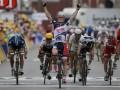 Андре Грайпель выиграл пятый этап Тур де Франс-2012