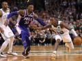 НБА: Кливленд и Бостон удвоили свое преимущество в сериях
