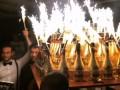 Фейерверк и море шампанского: Российские футболисты шумно отметили провал на Евро