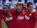 АПЛ: Дай пять. Болтон крупно уступает Манчестер Юнайтед