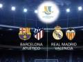 Испанские телеканалы собираются бойкотировать Суперкубок страны