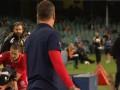 В Австралии игрок ударил болбоя и спровоцировал массовую драку