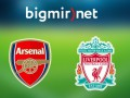 Арсенал – Ливерпуль 3:3 трансляция матча
