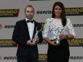 Андрес Иньеста признан спортсменом года в Испании