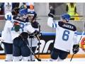 ЧМ по хоккею: Сборная Финляндии в тяжелом матче обыграла команду США
