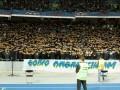 Свободу невиновным: Украинские футбольные фанаты провели массовую акцию протеста