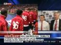 Скандала не вышло: Суарес и Эвра пожали друг другу руки перед матчем