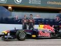 Red Bull представил болид на сезон-2011