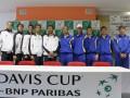 Кубок Девиса: Результаты жеребьевки Украина - Словакия