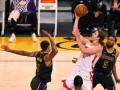 НБА: Бруклин выиграл у Сан-Антонио, Лейкерс одолел Хьюстон