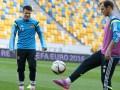 Отбор на Евро-2016: Как сборная Украины тренировалась перед матчем с Македонией