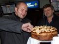 Хлеб-соль для Федора Емельяненко