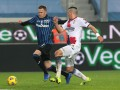Аталанта забила пять голов в ворота Кротоне