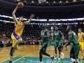 NBA: Лейкерс в овертайме дожали Бостон