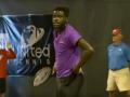 Занимавшаяся сексом пара прервала теннисный матч