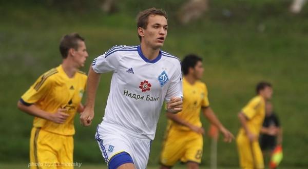 Евгений Макаренко, Динамо Киев