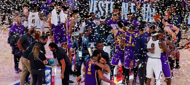 Лейкерс одержали победу в финале Западной конференции