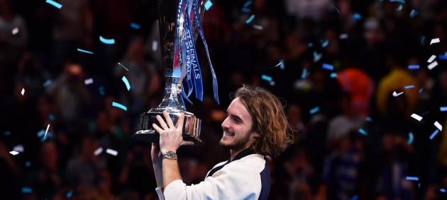 Циципас выиграл Итоговый турнир АТР