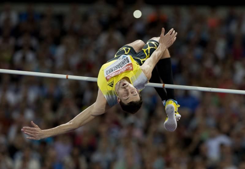 Бондаренко рассчитывает перепысать мировой рекорд на чемпионате мира-2013