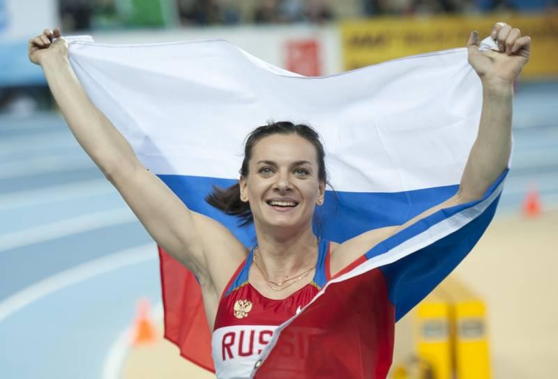 Елена Исинбаева попрощается с большим спортом на ЧМ в Москве