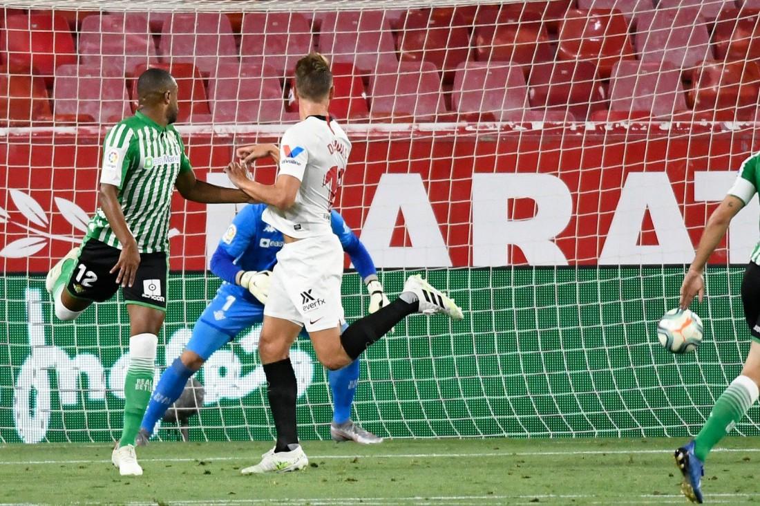 Севилья - Бетис: видео голов и обзор матча