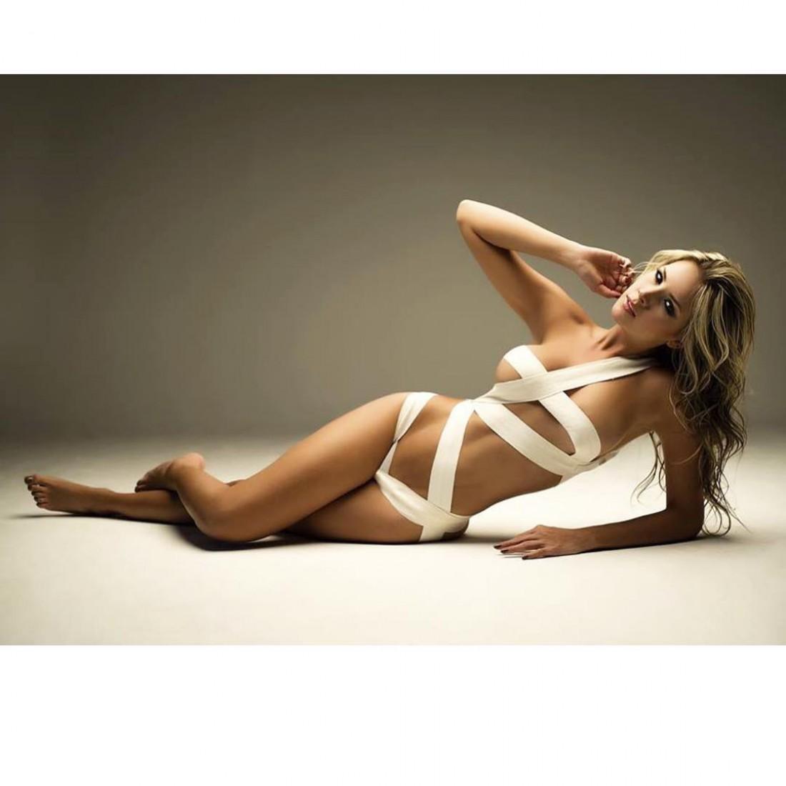 Колумбийская модель и актриса Лилиана Энао