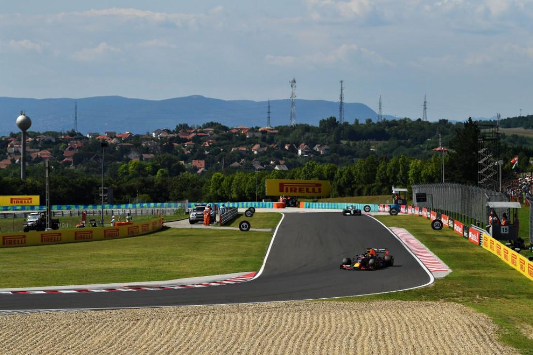 Гран-при Венгрии: онлайн трансляция гонки