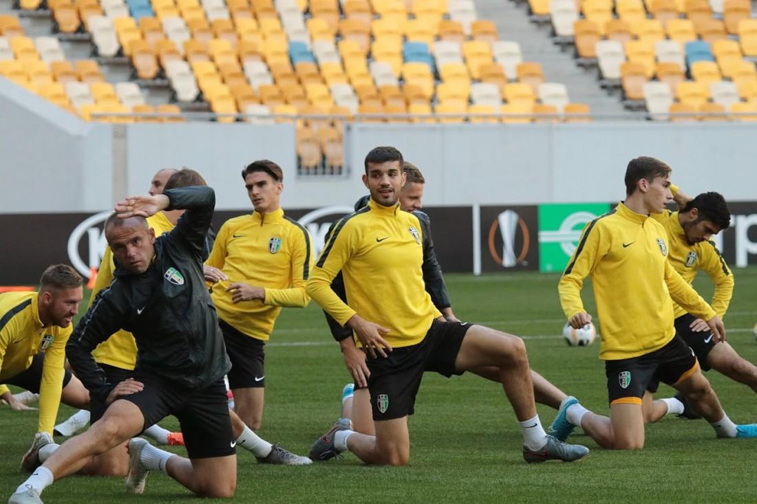 Игроки Александрии