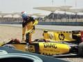 Петров рад первому финишу и первым очкам в Формуле-1