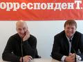 Андрей Медведев и Евгений Кафельников: Украинцы и русские не должны испытывать ненависти друг к другу