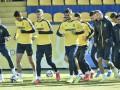 Опубликован стартовый состав сборной Украины на игру против Финляндии