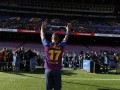 Барселона официально представила защитника, арендованного у Валенсии до конца сезона