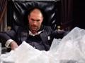 Фьюри признался, что употреблял кокаин