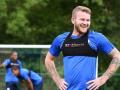 Капитан сборной Исландии набил впечатляющее тату на всю спину