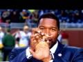 Гуттаперчевый. Легенда американского футбола хвастается переломанными пальцами