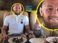 Макгрегор опубликовал фото с огромным фингалом под глазом