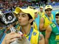 В Бразилии украли кубки чемпионов мира по волейболу
