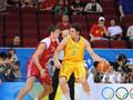Баскетбол: Хорваты празднуют победу
