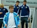 Форвард сборной Украины: В матче с Люксембургом важно забить быстрый мяч