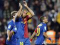 Барселона - Вальядолид - 6:0