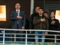 ВИП-гости матча Украина - Испания: Кличко, Кравчук и другие