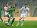 Динамо Киев вырвало три очка у Александрии