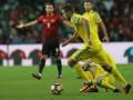 Стал известен лучший игрок матча отбора ЧМ-2018 Турция – Украина