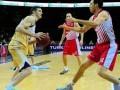 Еврокубок: Будивельник в овертайме уступает дорогу в полуфинал