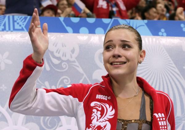 Аделина Сотникова стала олимпийской чемпионкой