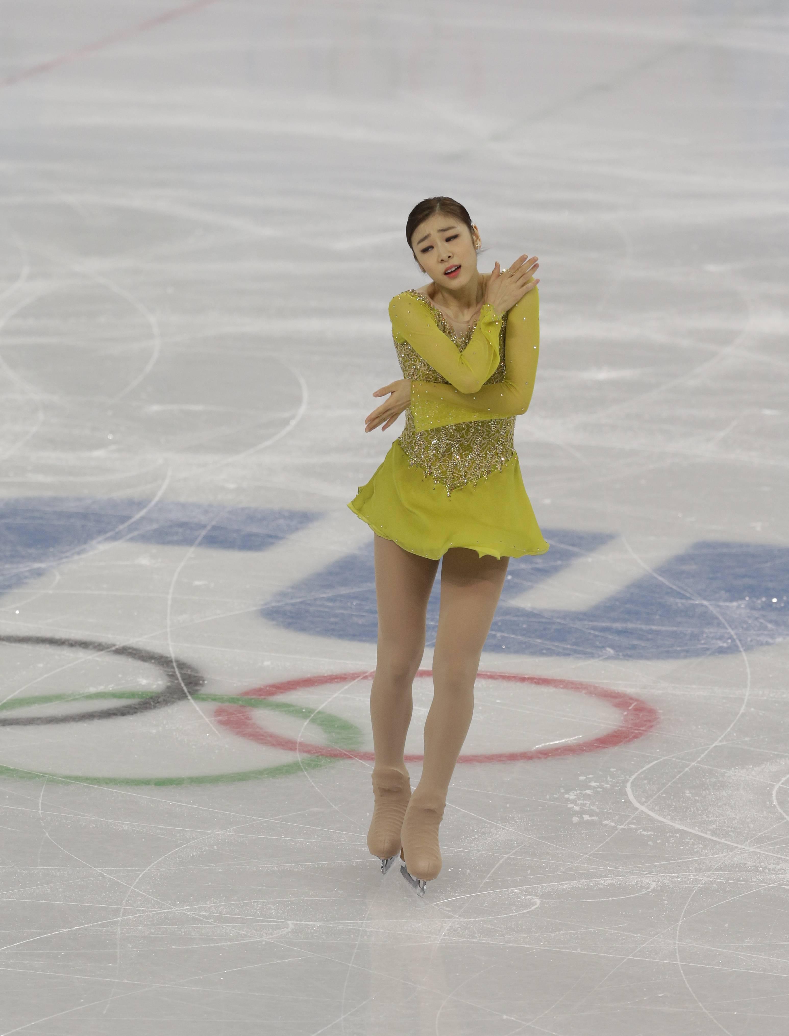 Выступление Ю На Ким не впечатлило Татьяну Тарасову